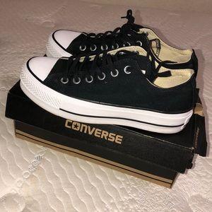 Converse platform size 7